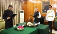 Ali Muhammad Khan sworn-in as State Minister