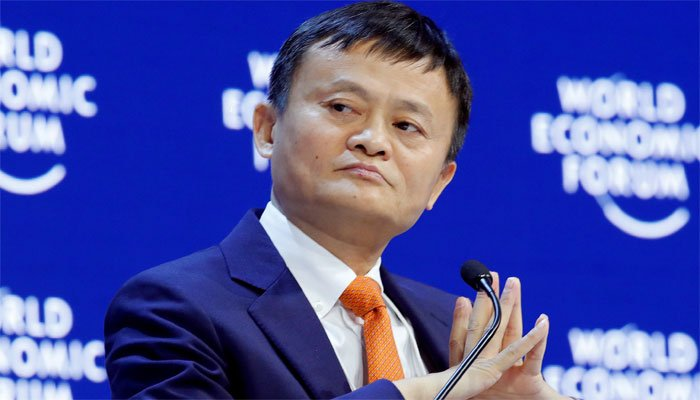 Jack Ma says he can't create 1 million U.S. jobs after all