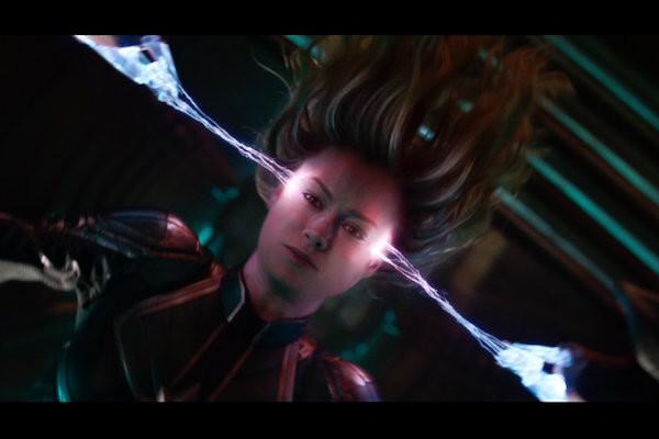 The Captain Marvel trailer pulls off something fantastic