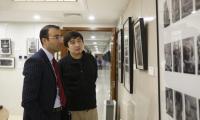 Gandhara civilization exhibited at Peking University seminar