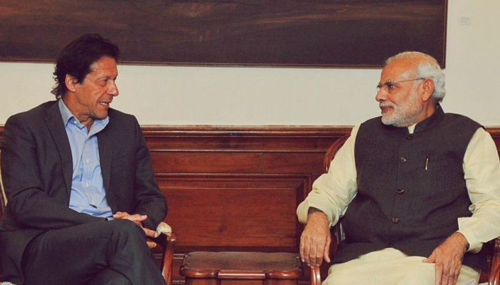 Imran Khan writes to Modi for resumption of dialogue: report