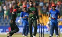 Asia Cup 2018: Afghanistan set 256 runs target for Bangladesh