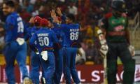 Asia Cup 2018: Afghanistan crush Bangladesh by 136 runs