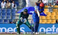 Asia Cup 2018 LIVE: Pakistan vs Afghanistan