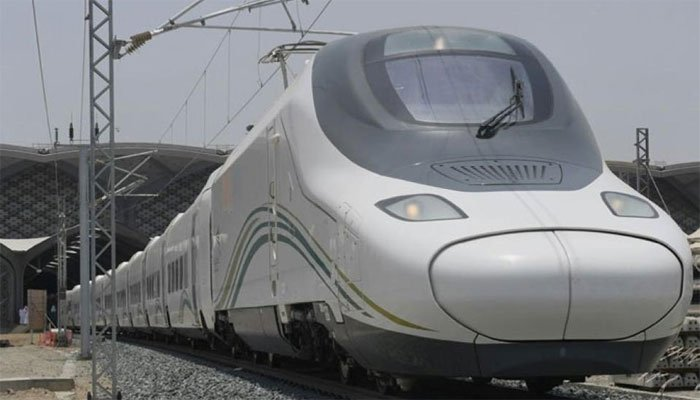 Saudi Arabia opens high-speed rail linking holy cities