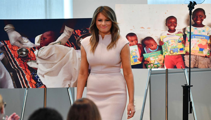 US First Lady Melania Trump to Visit Kenya in October