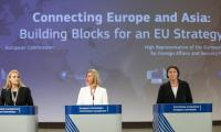EU launches Asia strategy to rival China's 'new Silk Road'