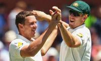 PakvsAus: Hazlewood, Marsh named Australia's joint test vice-captains
