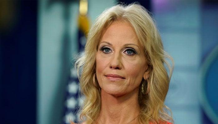 Trump adviser Kellyanne Conway: 'I'm a victim of sexual assault'
