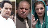 Nawaz Sharif seeks removal of name from ECL