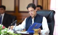 Imran Khan vows to steady Pakistan as new IMF bailout looms