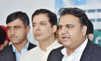 Fawad proposes parliamentary panel to probe causes of economic crisis