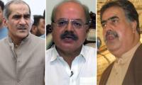NAB inquiry approved against Saad Rafique, Zehri, Wassan