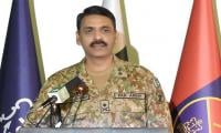 DG ISI, other army officers have no official accounts on social media: DG ISPR