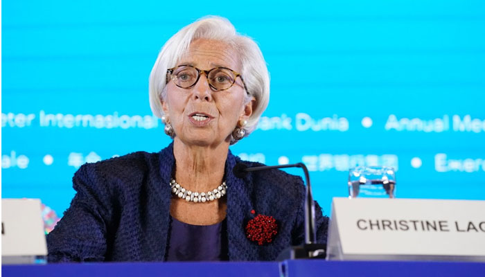 International Monetary Fund members pledge to avoid using currencies as trade weapon