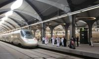 Saudi Arabia opens high-speed railway to public