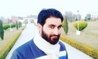 Indian troops martyr PhD scholar Dr Manan Wani among two in IoK
