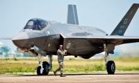 Pentagon grounds global fleet of F-35s after crash