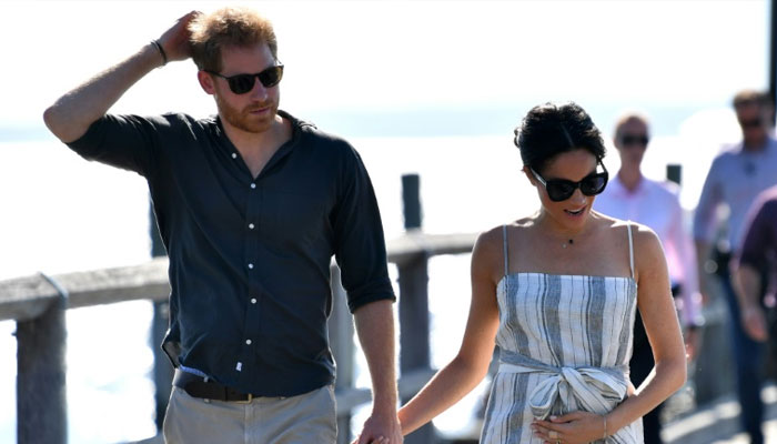 Harry and Meghan head off to Fiji, Tonga