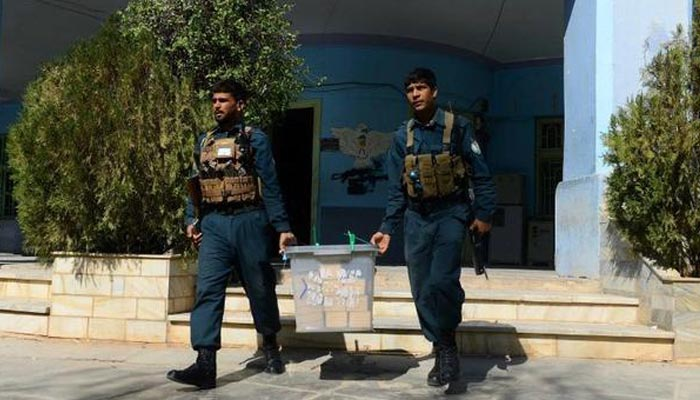 Afghan officials vow to probe chaotic legislative vote