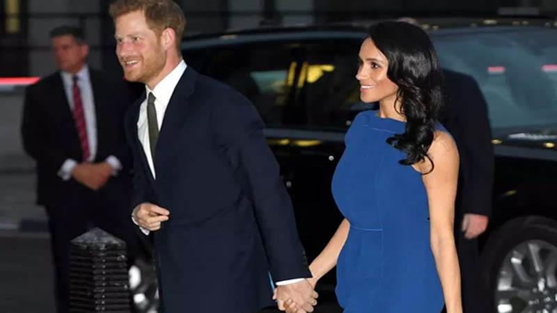 Meghan Markle not sick on royal tour