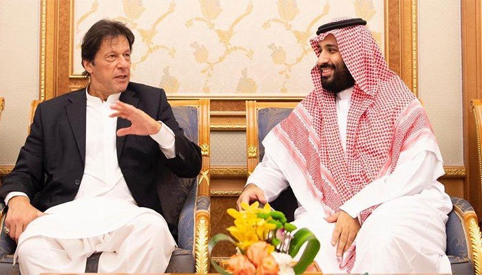 Saudi Arabia reduces visa fee for Pakistani workers on PM's request