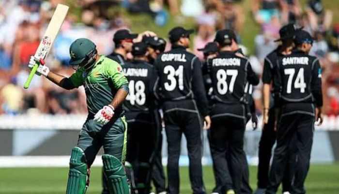 Pakistan name unchanged T20 squad for New Zealand series
