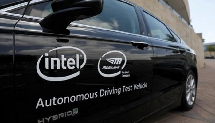 Mobileye and VW team up for Israel's first driverless ride-hailing system