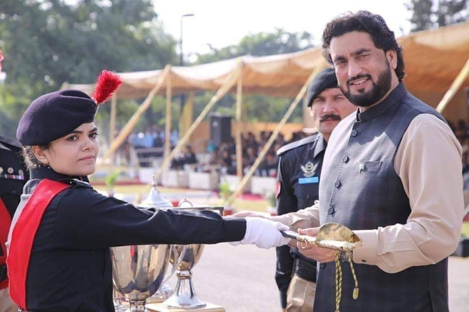 ASP Faryal Farid: First lady police officer to be awarded