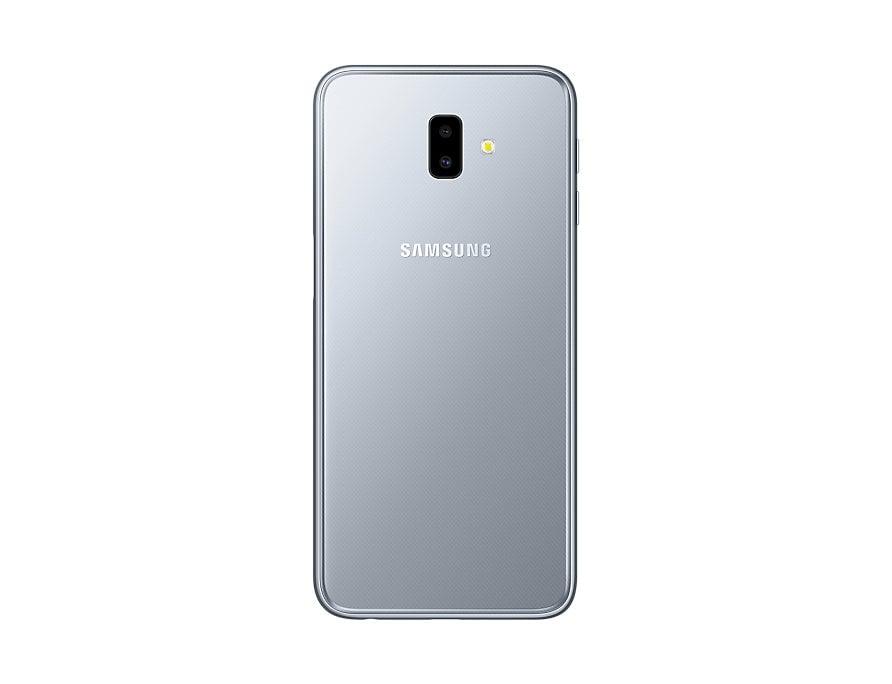Samsung Galaxy J6 Plus back Gray