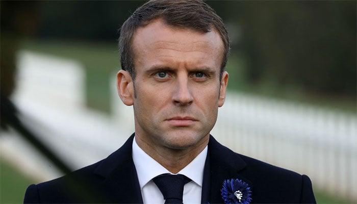 World leaders mark WW1 Armistice centenary in Paris