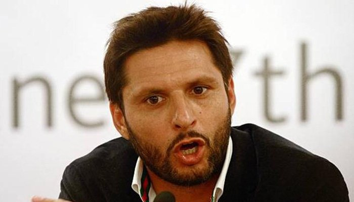 Pakistan can't handle its 4 provinces, doesn't need Kashmir: Shahid Afridi