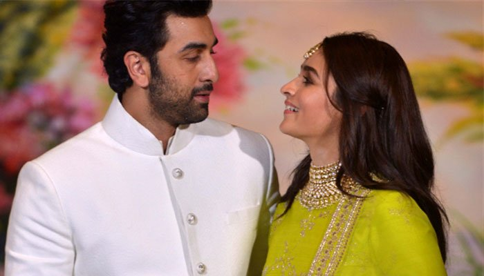 Alia Bhatt breaks silence on rumours regarding wedding with Ranbir Kapoor