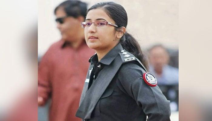 SSP Suhai Aziz: The lady police officer who led operation against