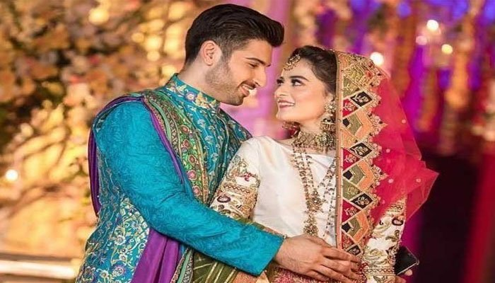 Twitter Up In Arms Over Aiman Muneeb S Extravagant Wedding