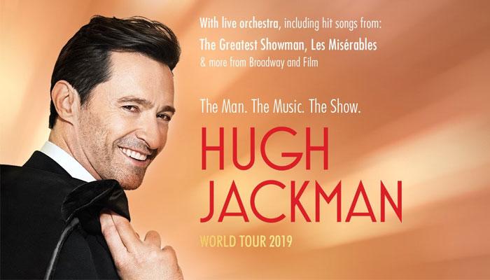 Hugh Jackman Coming to Dallas