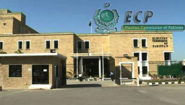 ECP reviews FAFEN report on Ge...