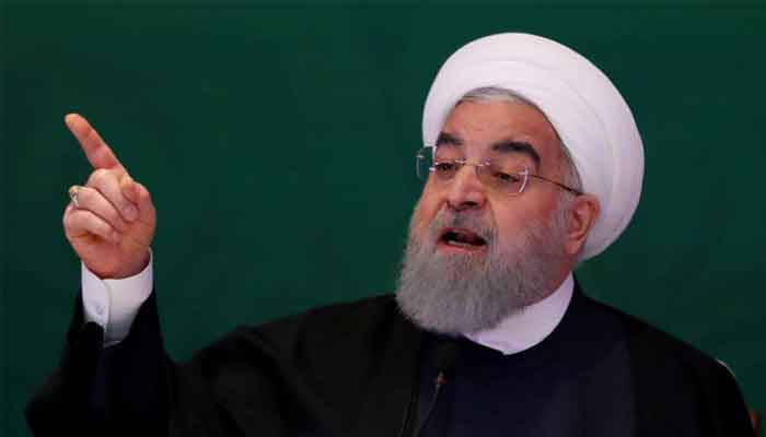 Iran may block oil export from Gulf, says President Rouhani