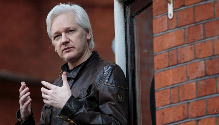 Ecuador showing Assange the door as USA charges loom