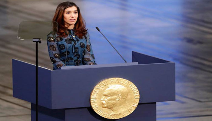Congo doctor dedicates Nobel Peace win to female victims of sexual abuse