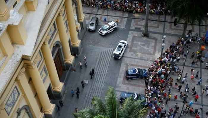 Gunman Opens Fire in Brazil Cathedral, Kills At Least 4