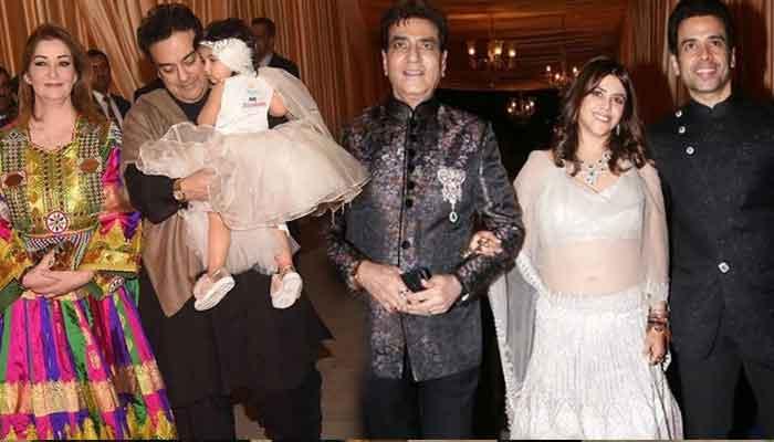 Isha Ambani-Anand Piramal's first reception held at their
