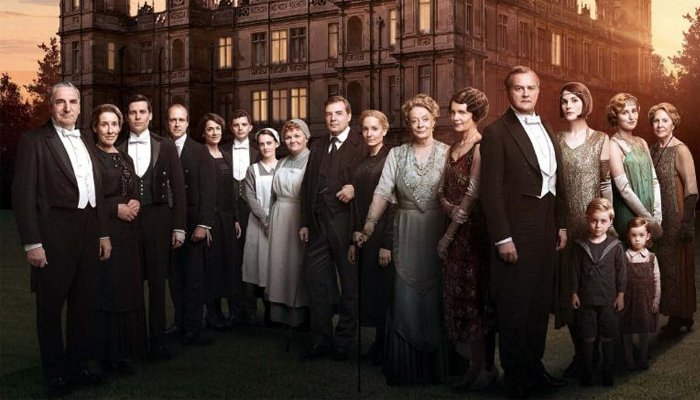 Watch Official Trailer for Downton Abbey Film