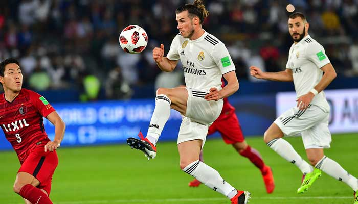 Hat-trick hero Bale fires Real Madrid into Club World Cup final