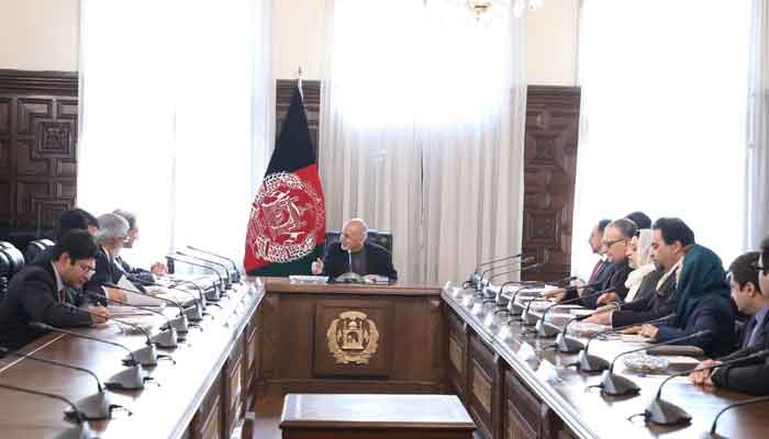 Afghan President Announces Government Shakeup