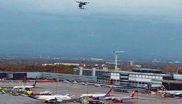 Couple held and later cleared over Gatwick Airport drone disruption 'feel violated'