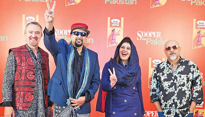 Junoon's reunion gig, a concert for Pakistan