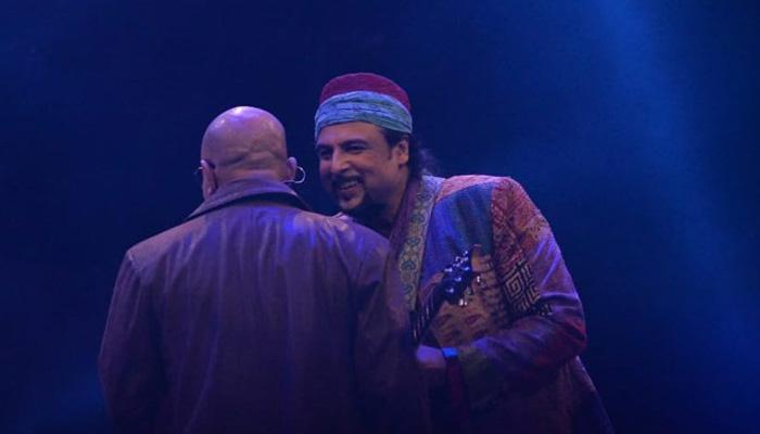 Junoon's 'Reunion Concert' wins hearts of Karachiites