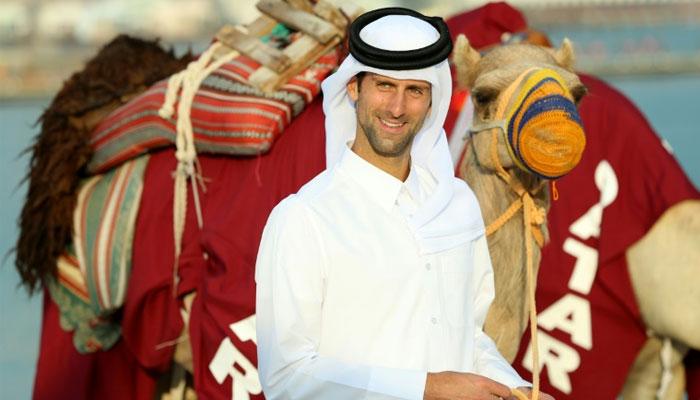 Novak Djokovic survives scare to book spot in Qatar Open quarter-finals