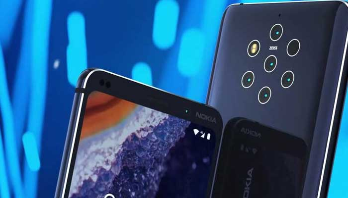 Nokia 9 Pureview: 'World's first' smartphone with 7 cameras